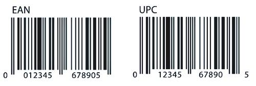 upc ean barcode